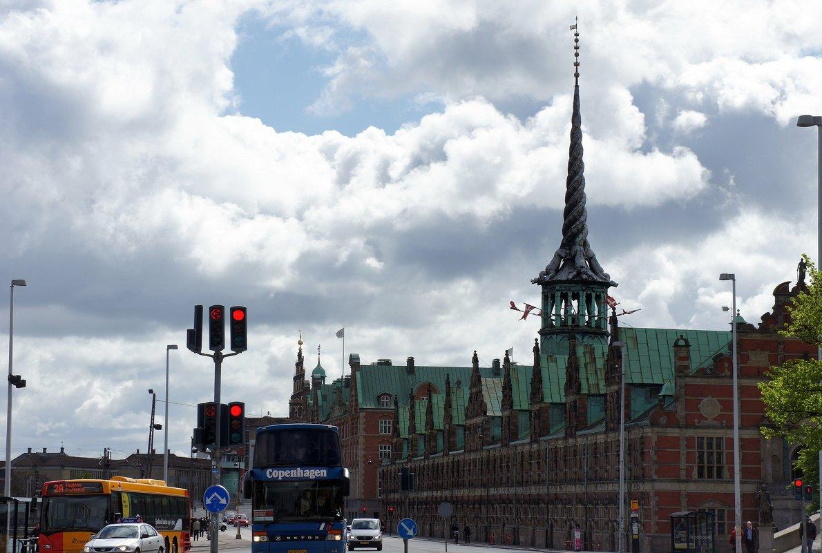 Копенгаген. Биржа - Елена Павлова (Смолова)