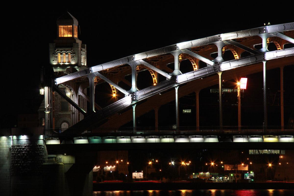 Фрагмент моста Петра Великого - Oleg