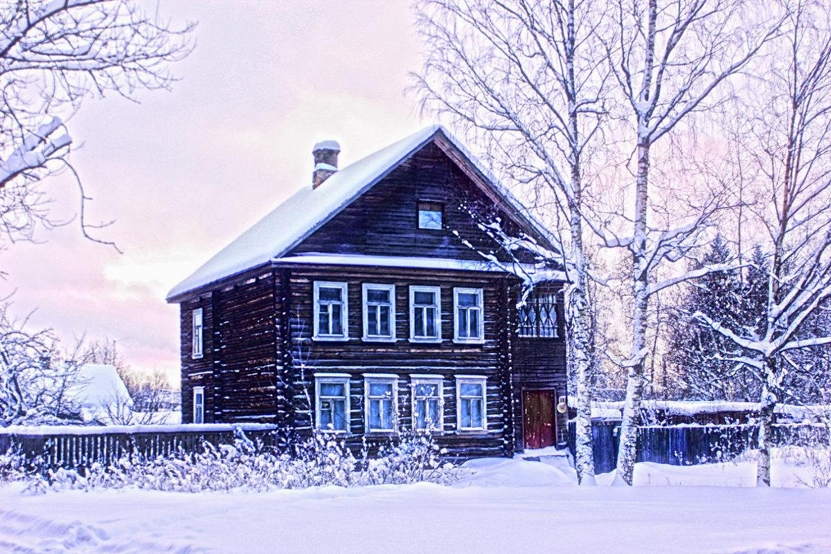 зимний город - Сергей Кочнев