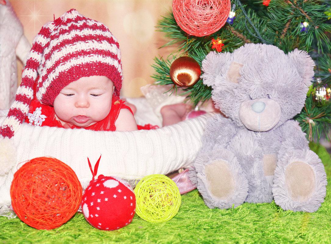 Новогодняя сказка)) - Любовь