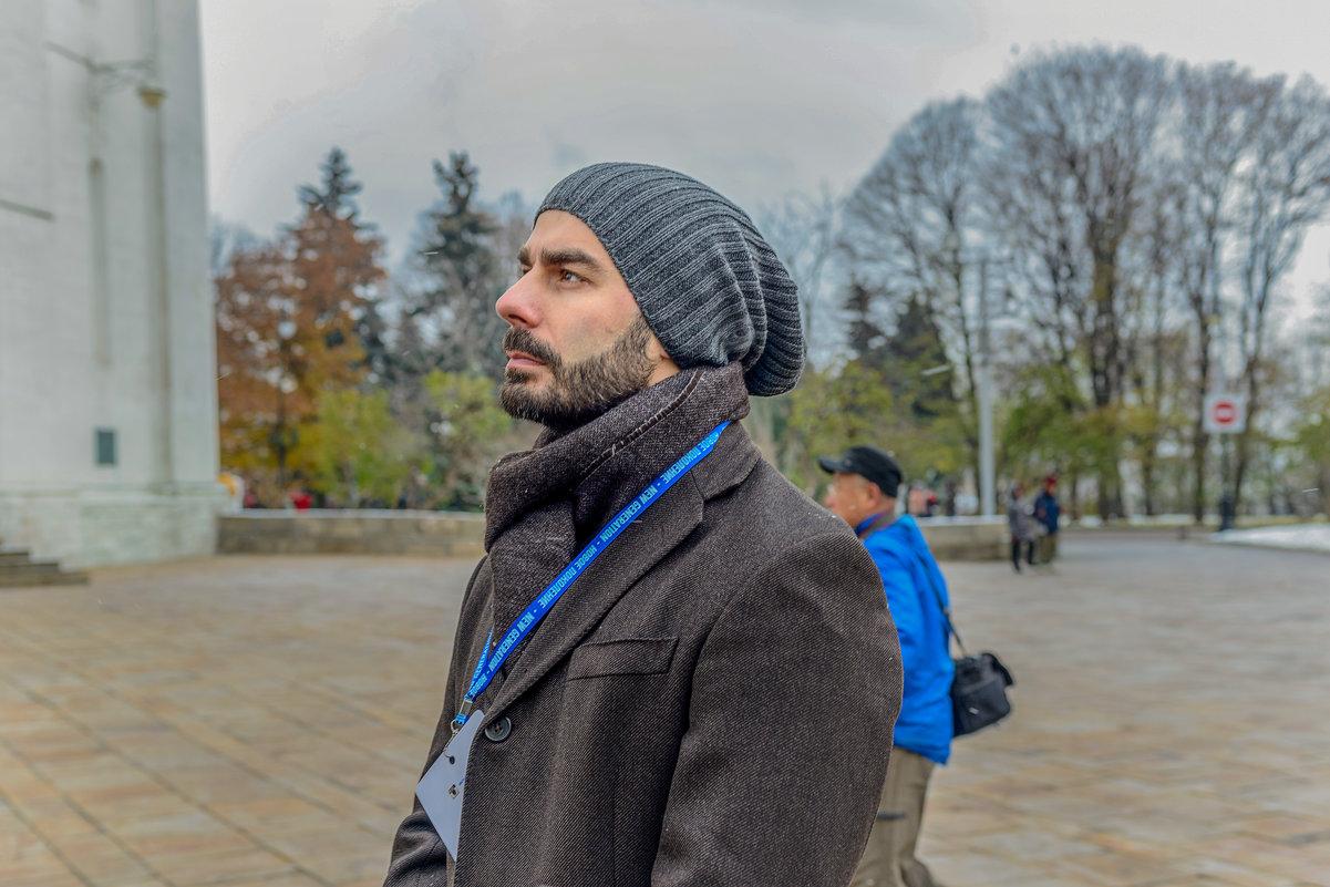 Гость столицы - Денис Макеев