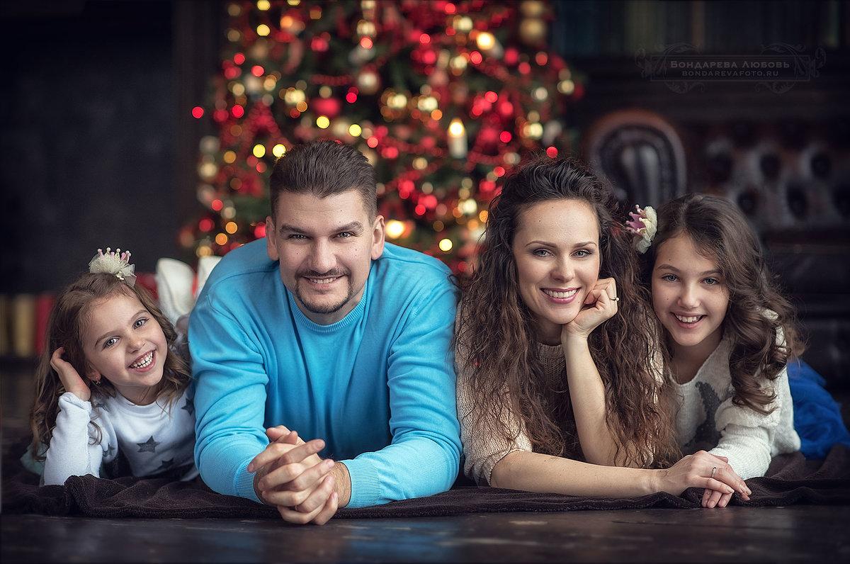 семья - Любовь Б