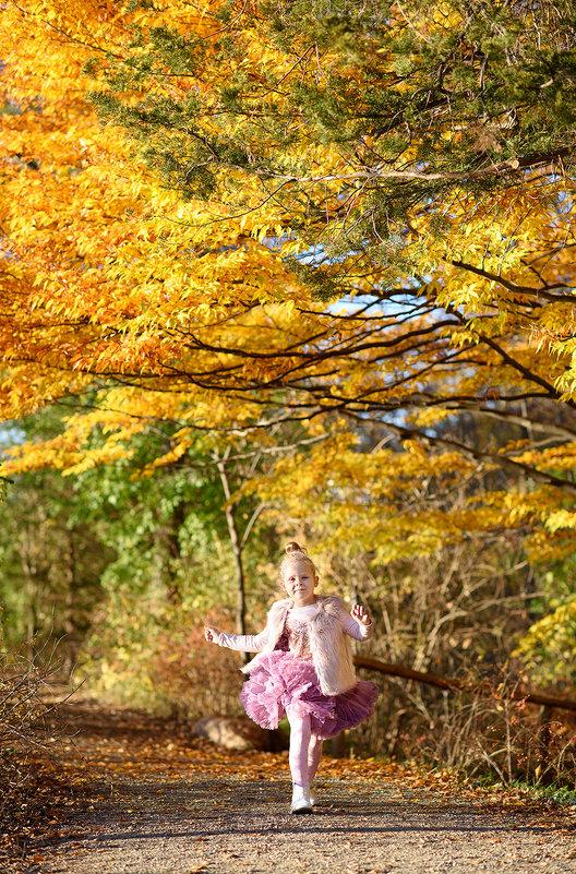 Золотая осень - Anna Shevtsova