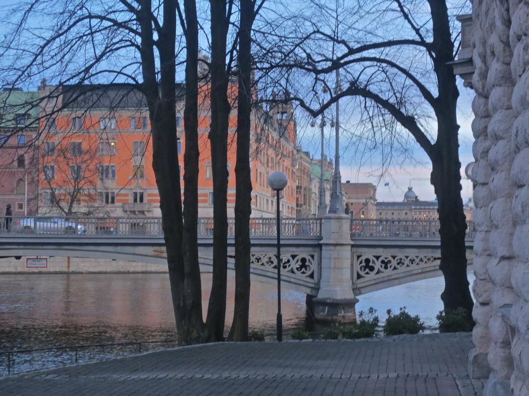 краски Стокгольма - Елена