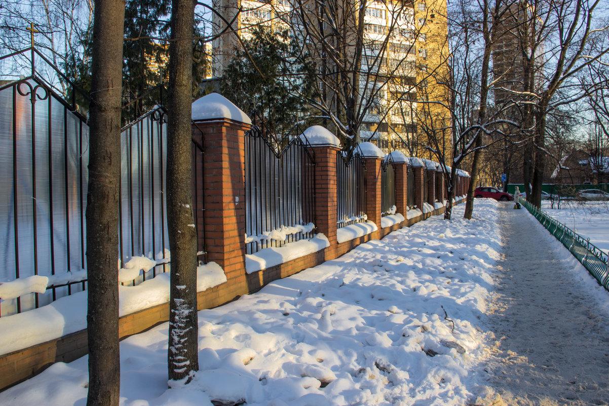 Зима - Elena Ignatova