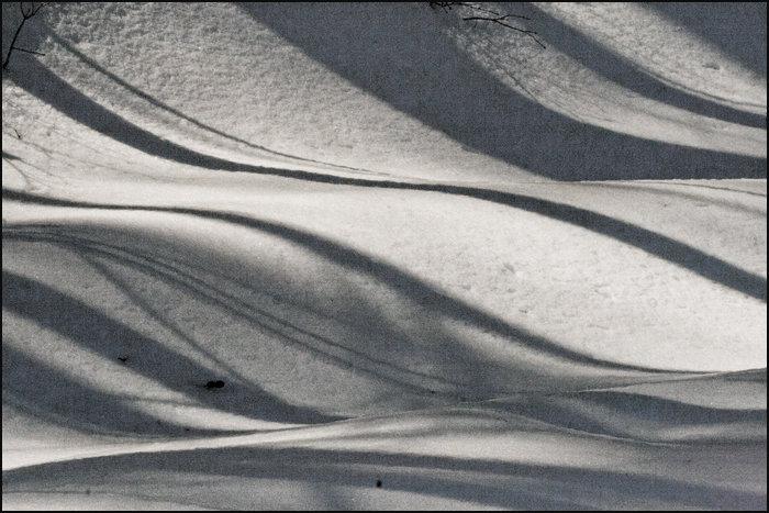 Снежные барханы - Людмила Синицына