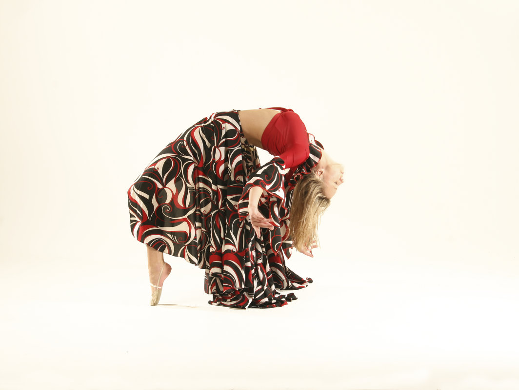 Танцовщица - Мария Самохина