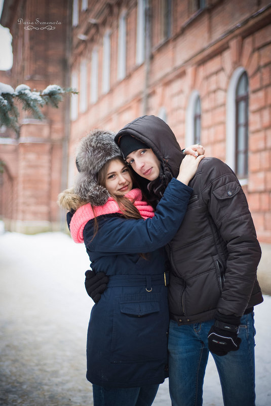 Денис и Алла - Дарья Семенова