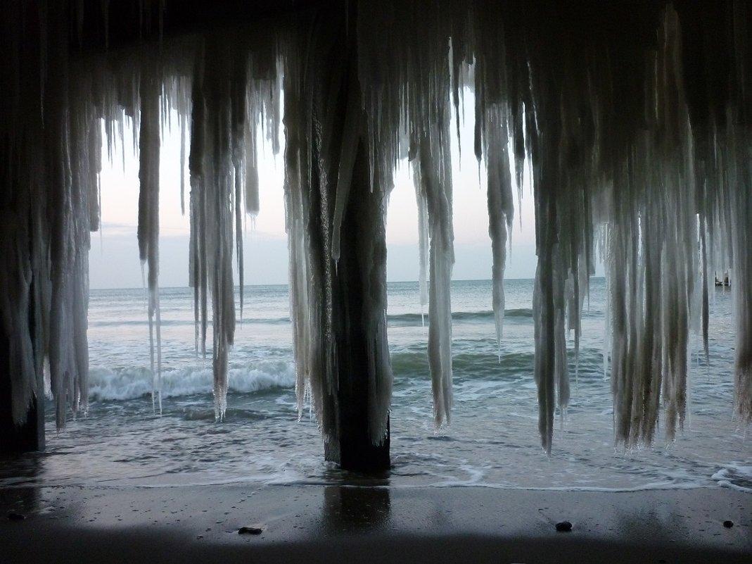 Мороз постарался - Oxi --