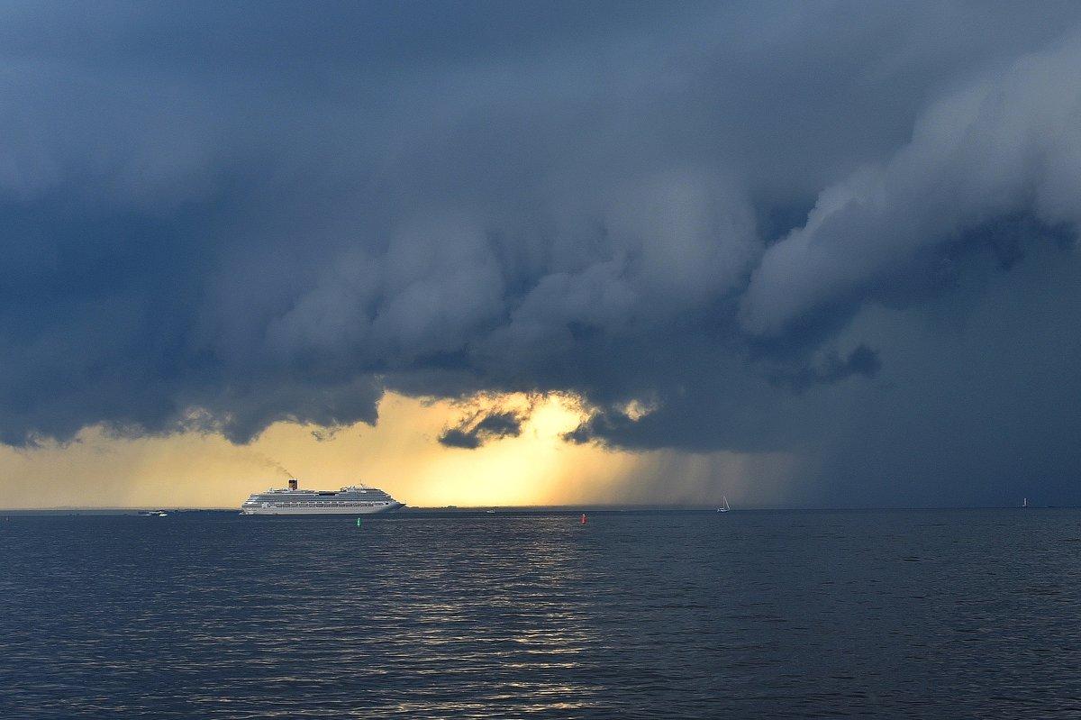 Скоро грянет буря! - GalLinna Ерошенко
