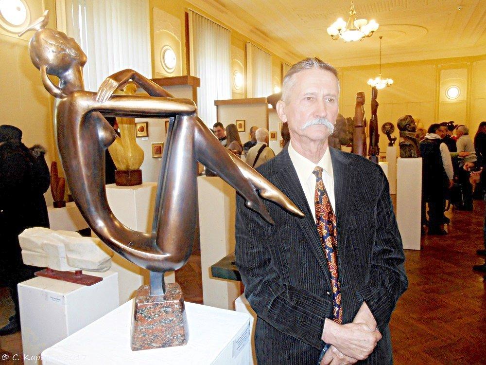 Володимир - скульптор - Степан Карачко