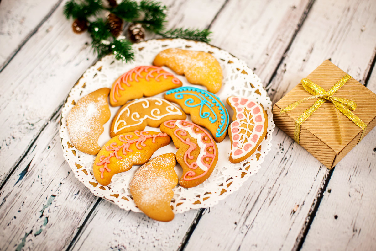 Имбирное печенье - Алла Мещерякова