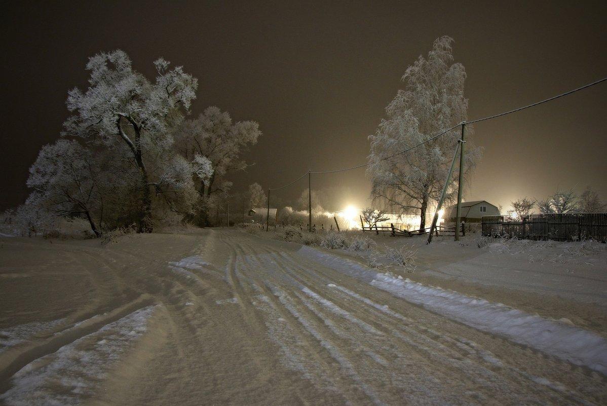 В ночной тишине - Константин