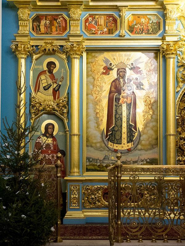Детали иконостаса Воскресенского собора - Руслан Гончар