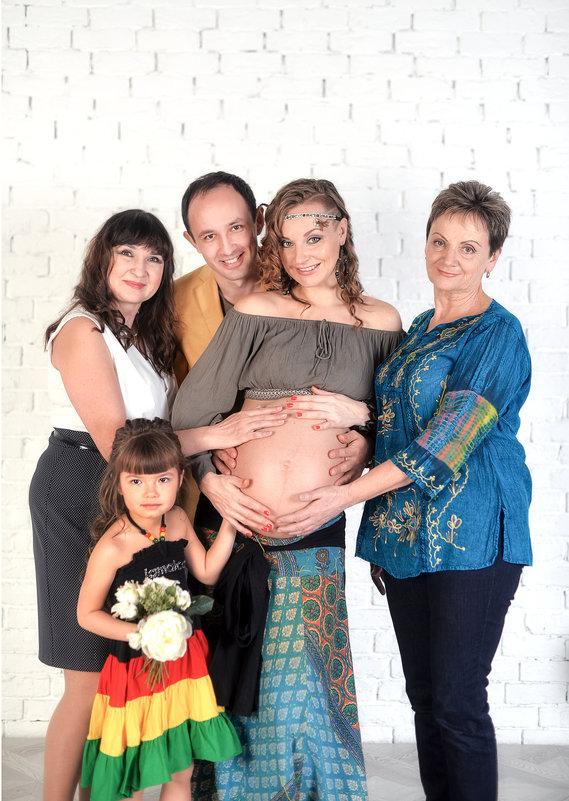 Семья в сборе - Ксения Базарова