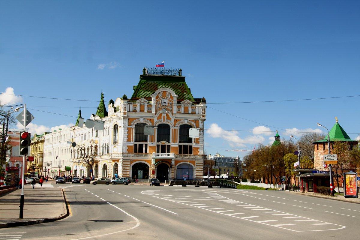 Площадь Минина и Пожарского - lapin_valerei@mail.ru