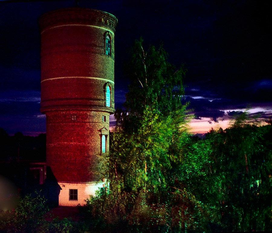 Сторожевая башня. - Андрий Майковский