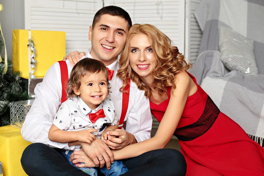 семейное счастье - Танечка Давтян