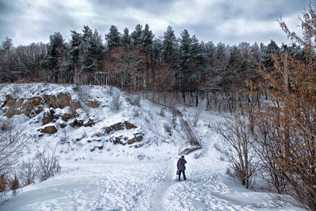 зима - юрий иванов