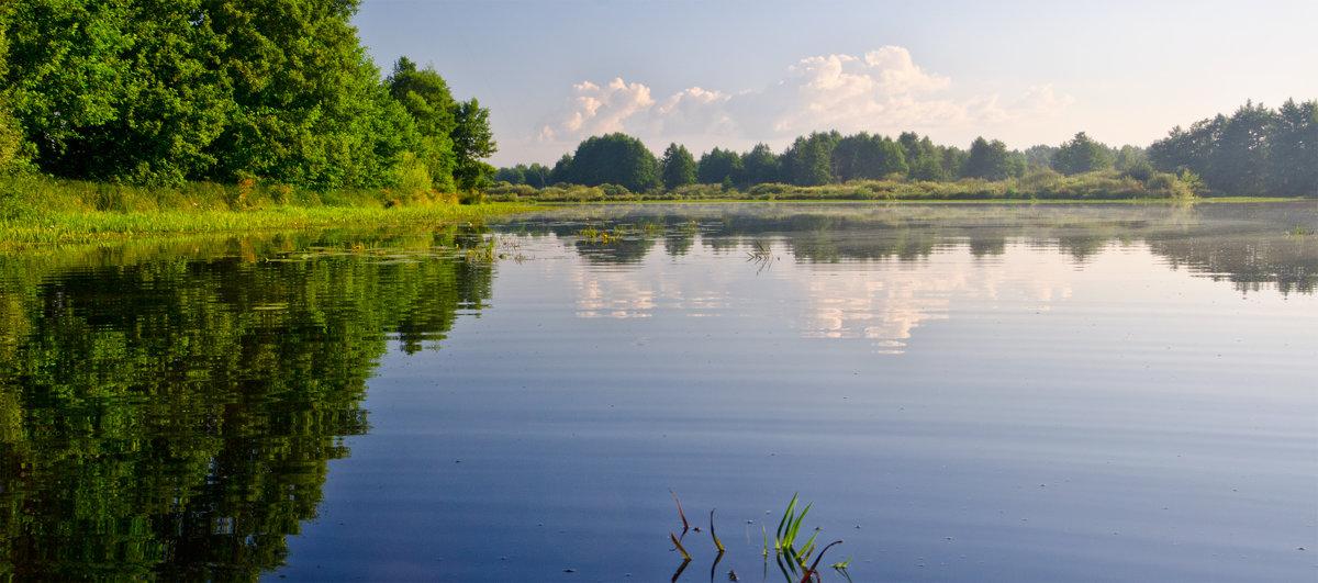 Озеро Старая речка - Александр Березуцкий (nevant60)