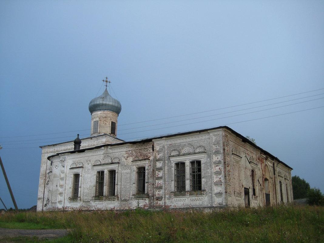 Храм в стиле эклектики - Алексей Хохлов