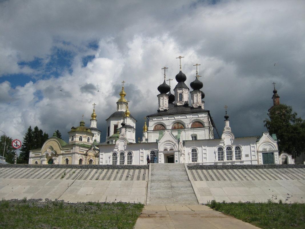 Соборное дворище Великого Устюга - Алексей Хохлов