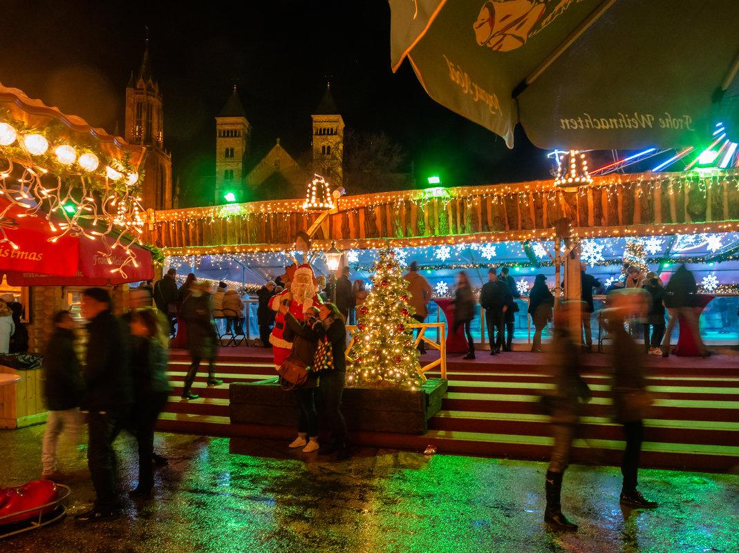 Рождество в Маастрихте, Голландия - Witalij Loewin
