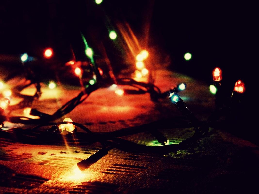 уходящее новогоднее настроение - Шура Еремеева