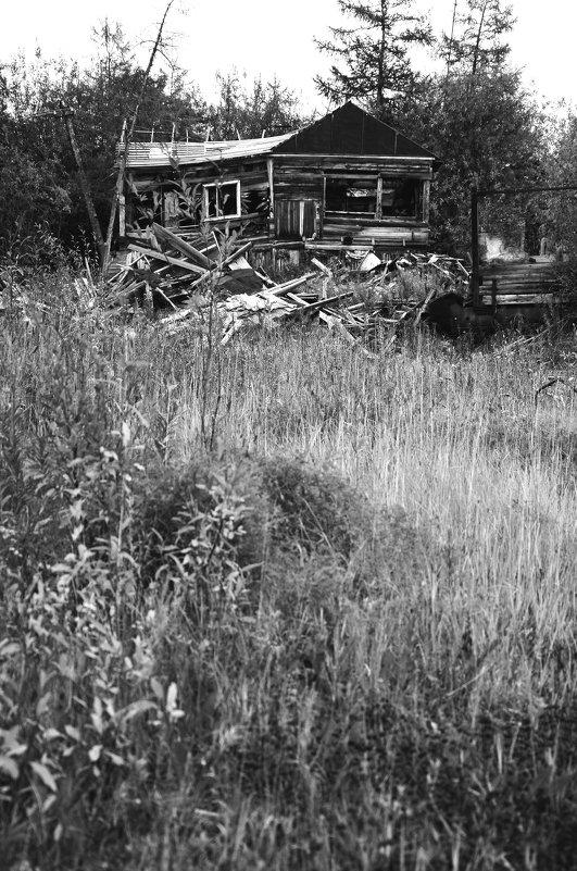 House of ghosts - Сергей Nikon