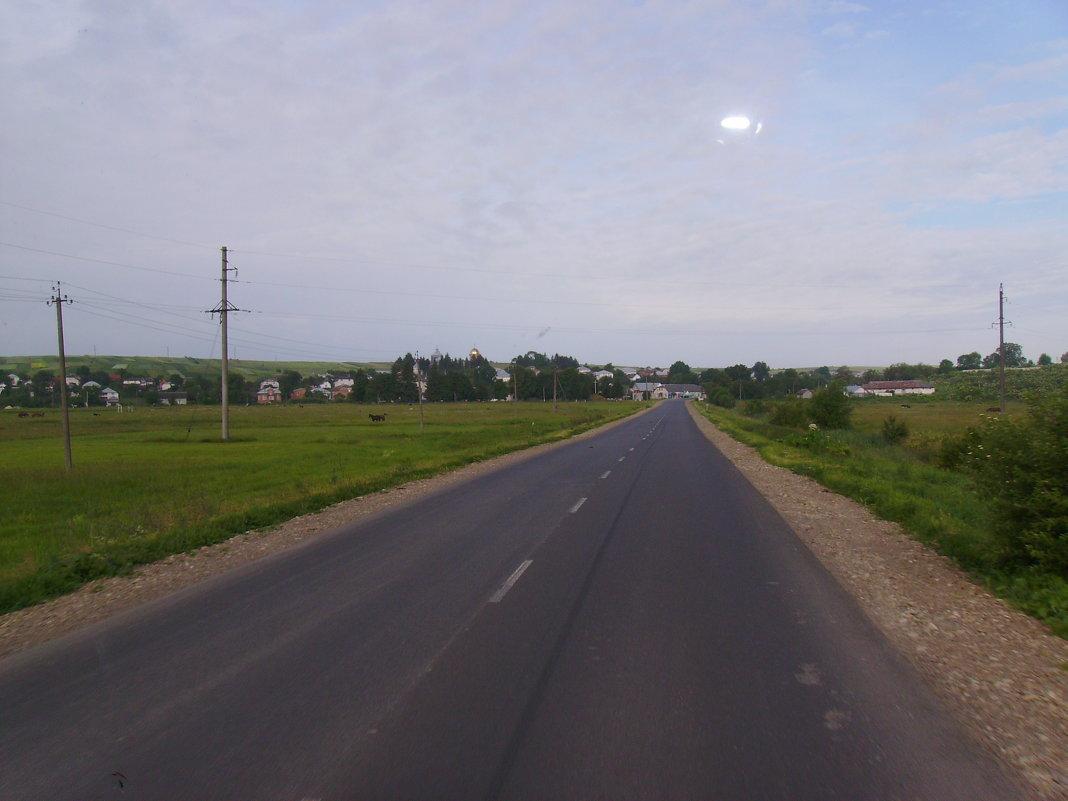 Эх , дороги ...... - Андрей  Васильевич Коляскин