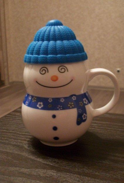 Приятного чаепития!) - Галина Бобкина