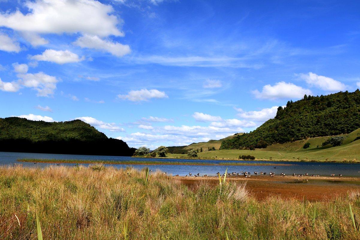 озеро Окарека - Natalya секрет