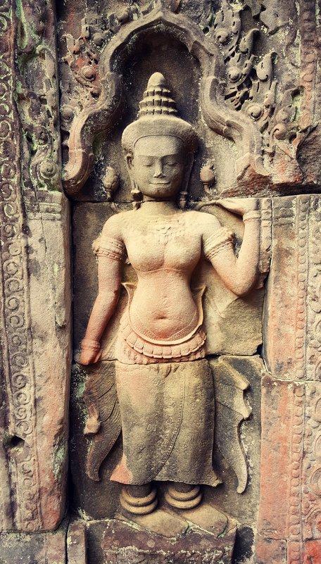 Камбоджа. Преа Кхан (Preah Khan) - Tatiana Belyatskaya