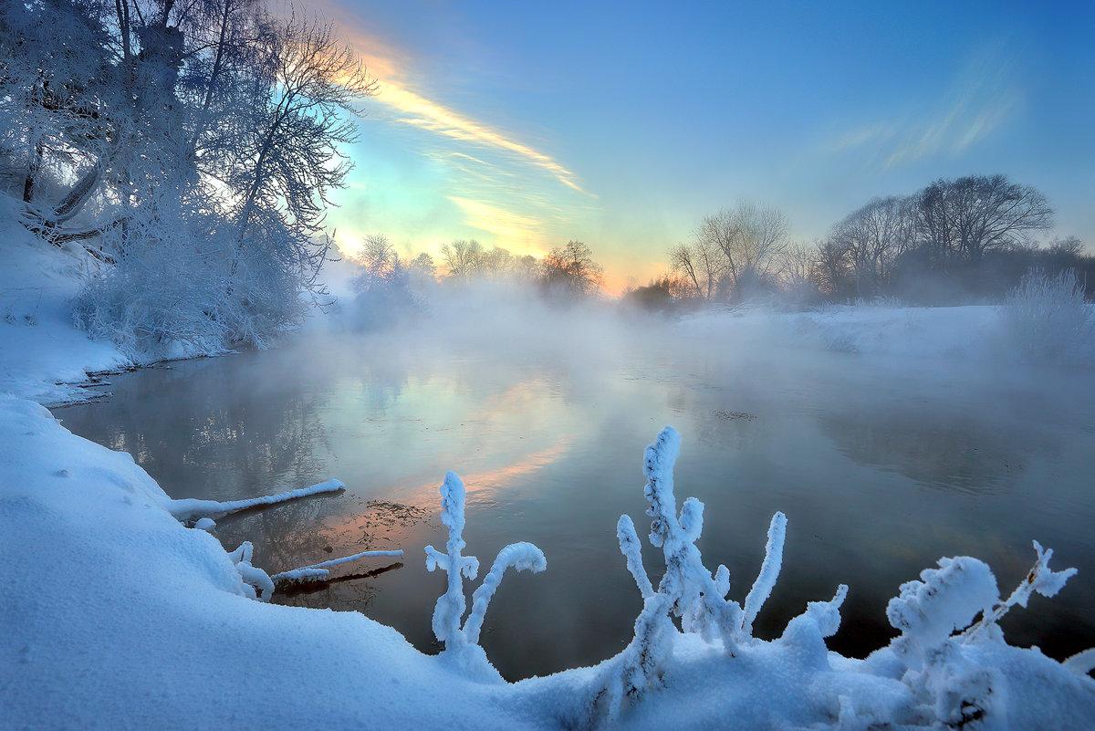 Закатные пересечения....2 - Андрей Войцехов