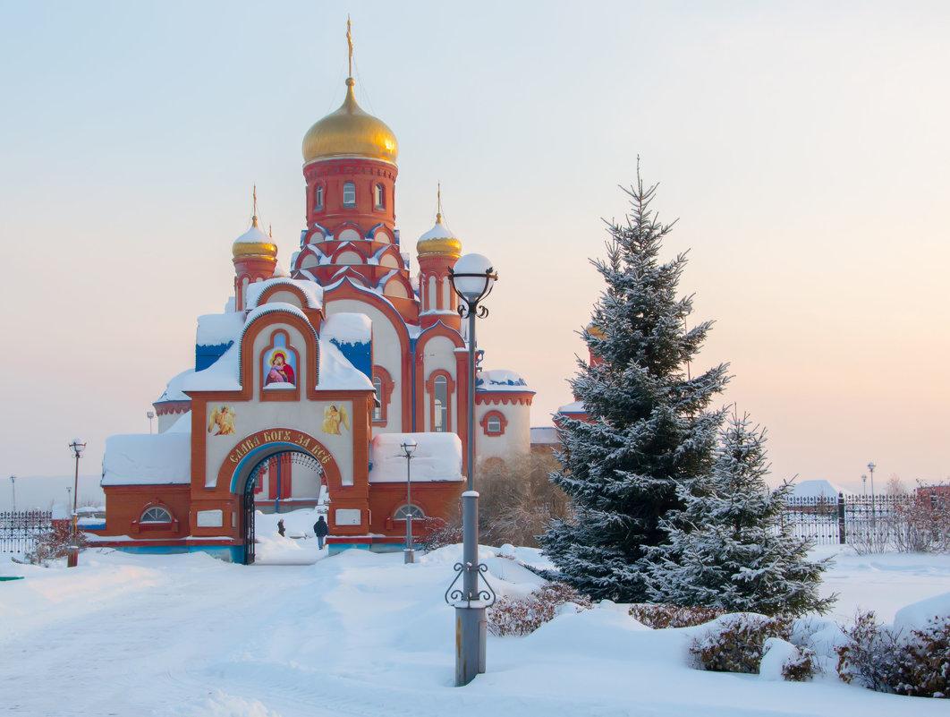 Храм Серафима Саровского г.Зеленогорск - Константин Батищев