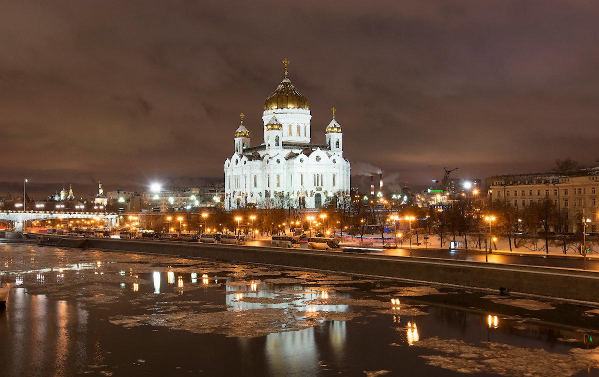 Храмы России - Олег Пученков