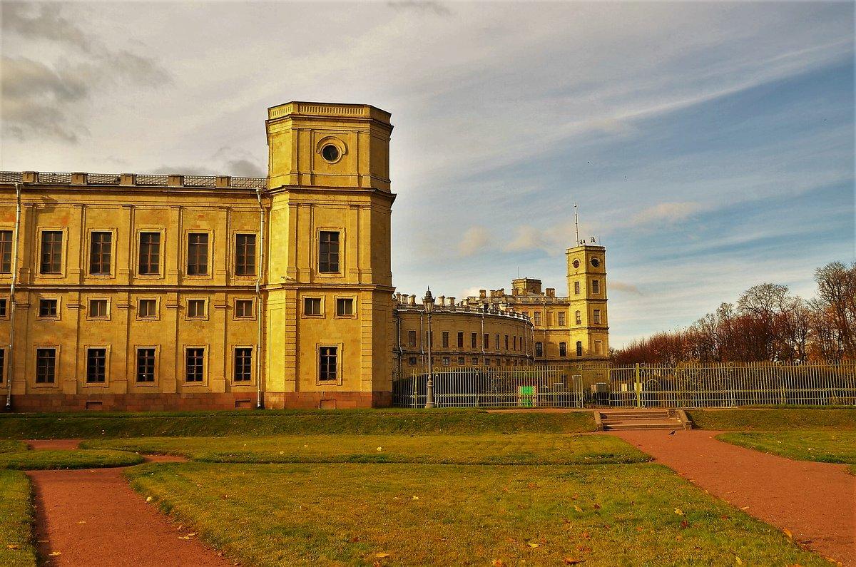 Большой Гатчинский дворец... - Sergey Gordoff