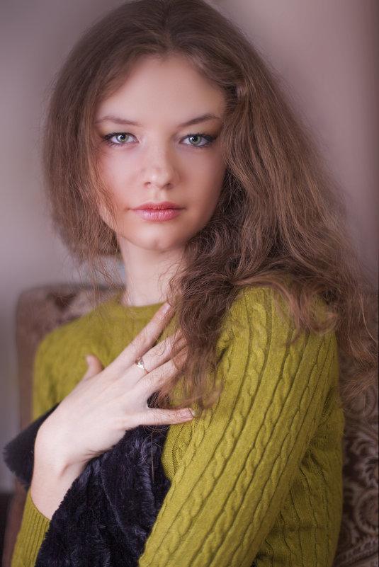 Девушка - Darina Mozhelskaia
