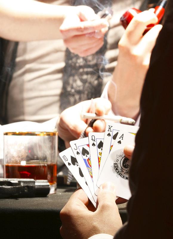 Азартные игры - Мария Самохина