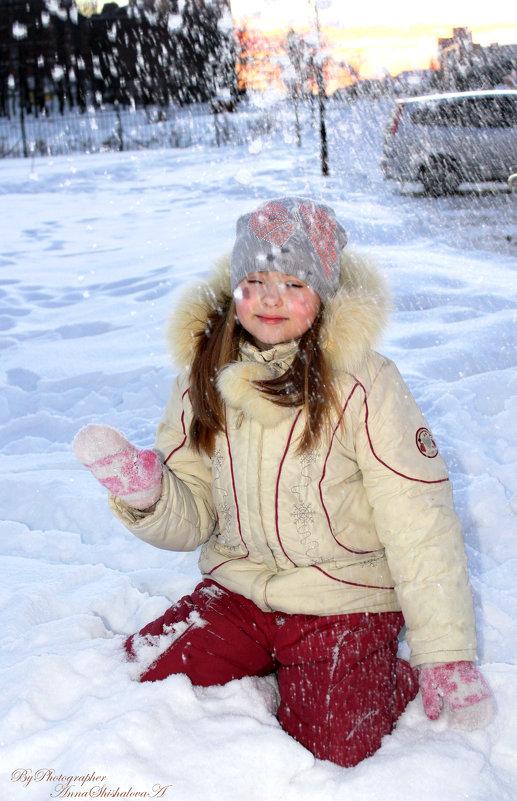 Снежный вальс... - Анна Шишалова