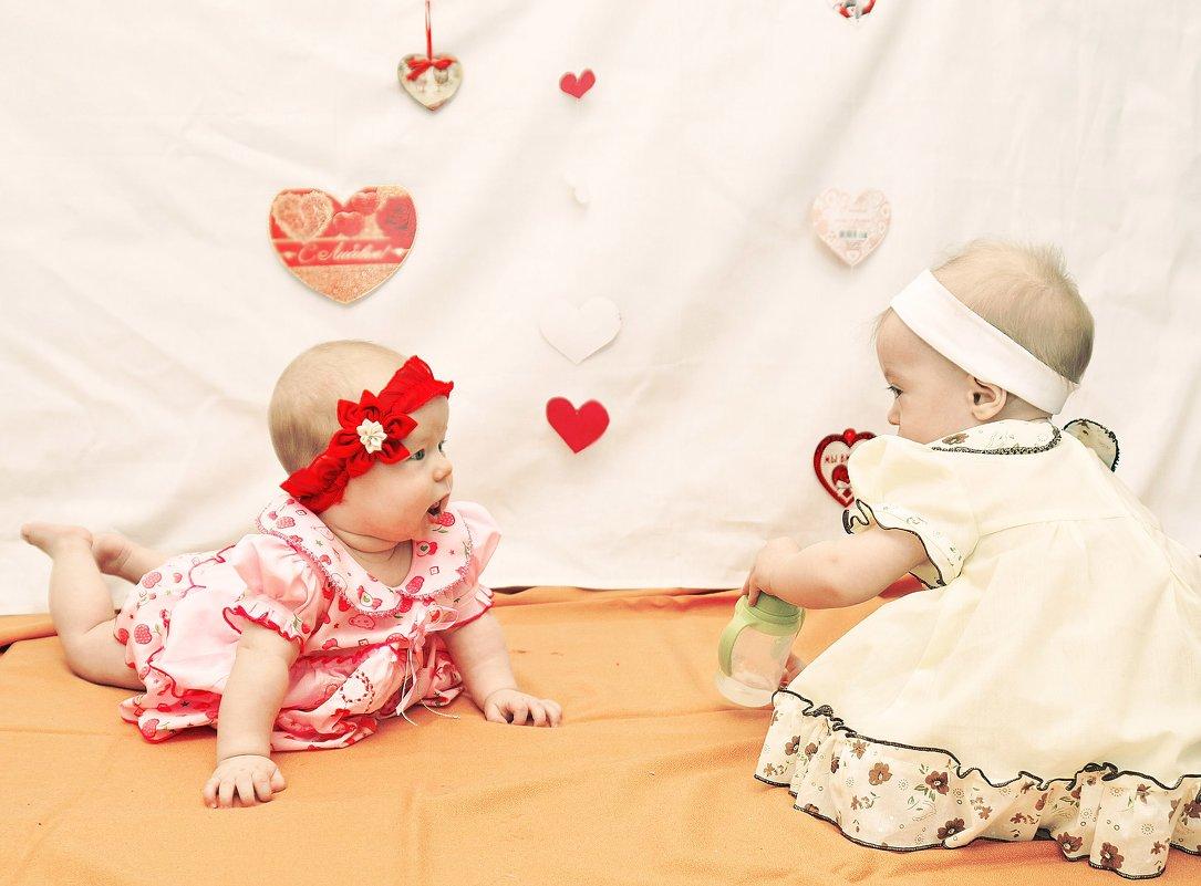 Ева и Маша)) - Любовь
