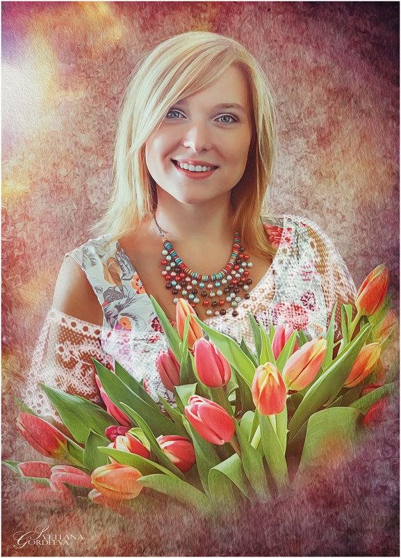 Тюльпанное настроение!!! - Svetlana Gordeeva