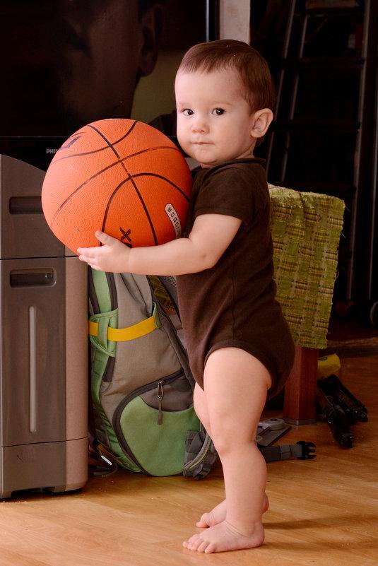 Юный баскетболист - Александра nb911 Ватутина