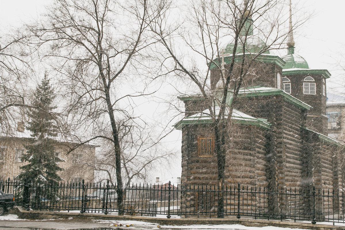 Церковь Декабристов в Чите - Марина Кириллова