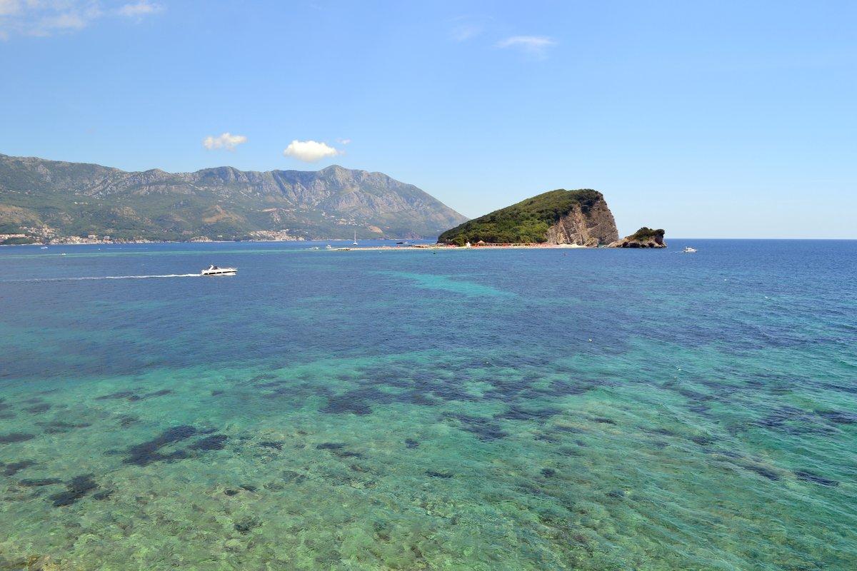Остров Святого Николая - Ольга