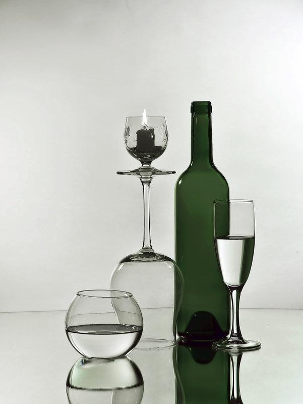 Зелёная бутылка. - Владимир Владимир