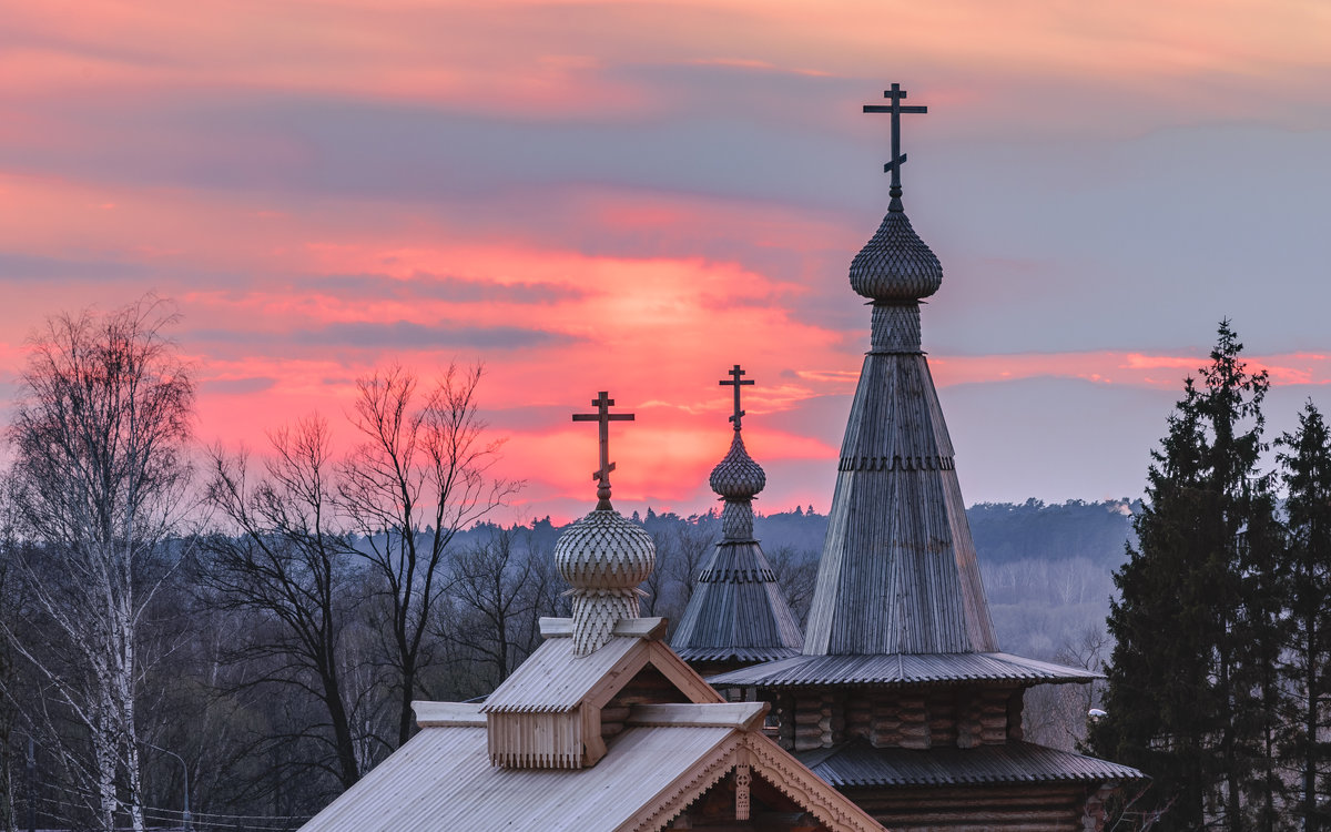 После захода солнца - Павел Кочетов