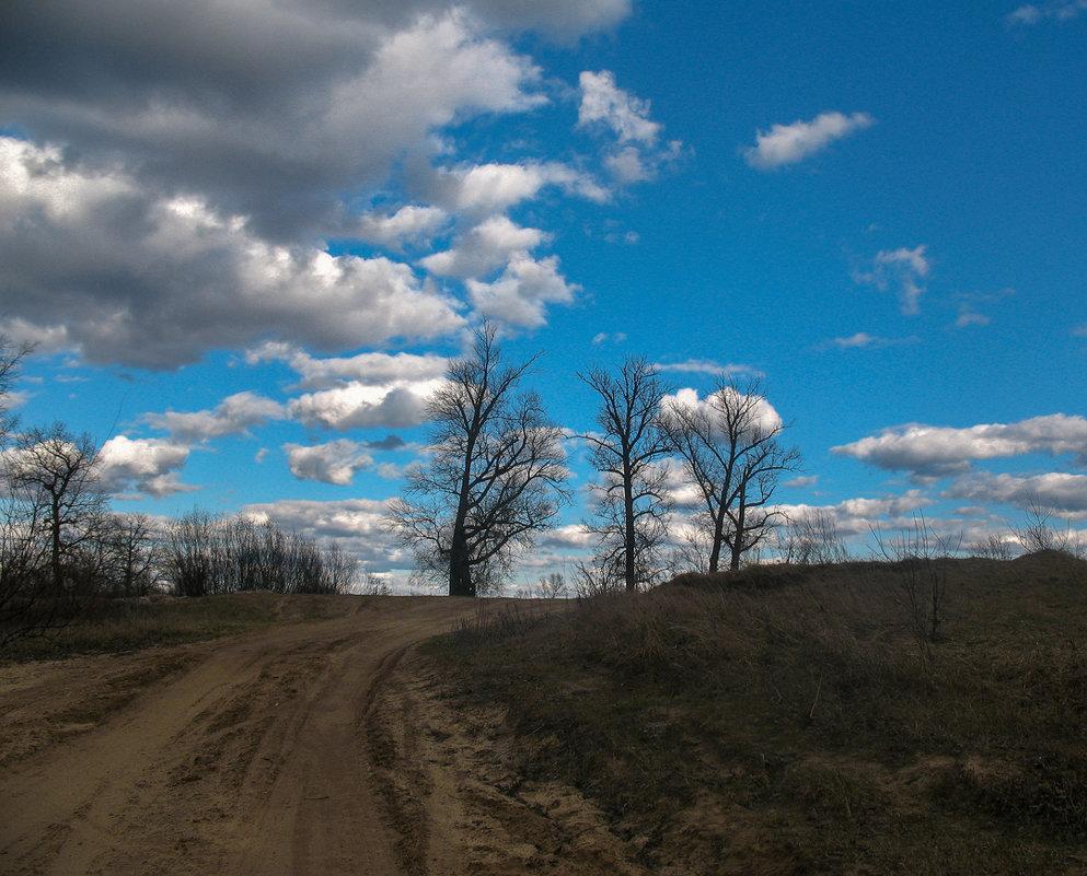 Нашествие облаков - Марина Ломина