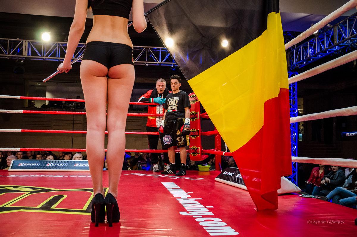 О флаге Бельгии... - Сергей Офицер