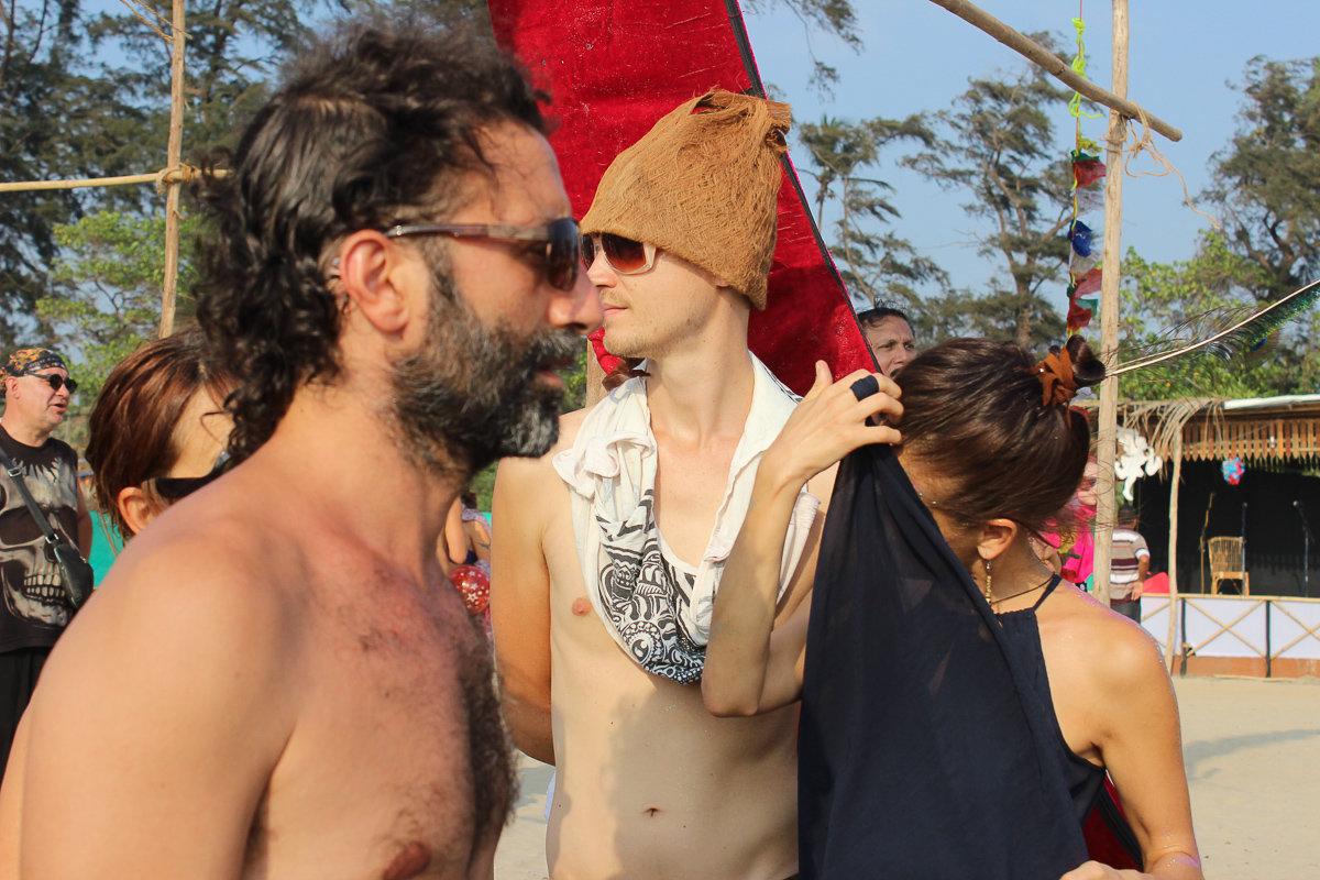 Arambol Freak Parade 2017 - Elen Dol